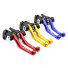Pivot Clutch Brake Levers For SUZUKI DRZ 400S DRZ400E DRZ 400SM DR-Z400S 00-2020