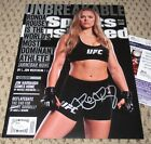 Ronda Rousey MMA Cards and Autographed Memorabilia Guide 44