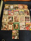 Vintage Collectible Cross Stitch Books Magazines Sold as Each
