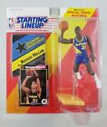 1992 Reggie Miller Indiana Pacers NBA Basketball Starting Lineup
