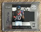 2013 Panini Certified Football Freshman Fabric Signatures Guide 46
