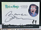 2019 Cryptozoic Rick and Morty Season 2 Trading Cards - Updated Autograph List 23
