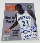 Kevin Garnett Basketball Cards Rookie Cards and Autograph Memorabilia Guide 58