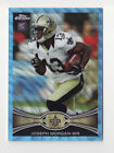 2012 Topps Chrome Football Blue Wave Refractor Checklist and Guide 38