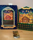 Wooden Nativity Calendar From Family Christian Book Stores