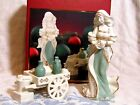 Lenox First Blessing Nativity PERFUME SELLER SET NEW RARE