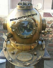 Antique Divers Diving Helmet Navy Scuba Mark Deep Sea Marine Divers