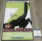 BEN STILLER SIGNED ZOOLANDER 12x18 POSTER PHOTO w EXACT PROOF & BECKETT BAS COA