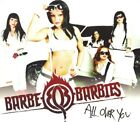 Barbe-Q-Barbies - All Over You (CD)
