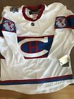 Montreal Canadiens 2016 2.0 Authentic Winter Classic Jersey + L XL Hat