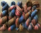 Danette Taylor Handpainted Hand Dyed Yarns Silk Wool Set NEW INTRO PRICING