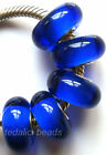 Wholesale Silver Lampwork Murano Glass Beads Fit European Charm Bracelet TF141