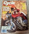 Vintage CYCLE Magazine Vol 29 No 6 June 1978 Laverda 1200 Yamaha IT250E