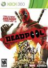 Used Deadpool Xbox 360 Activision