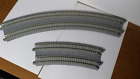 Lot of 10 Pieces Kato Double Track Concrete Ties UniTrackN Scale