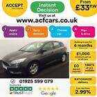 2015 GREY FORD FOCUS 16 TI VCT 105 STYLE PETROL MANUAL 5DR CAR FINANCE FR 33PW