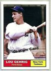 Lou Gehrig Cards, Rookie Cards, and Memorabilia Guide 8