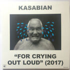 Kasabian - For Crying Out Loud (2017) (CD)