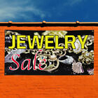 Vinyl Banner Sign Jewelry Sale 1 Style A Jewelry Marketing Advertising Yellow