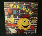 Pac-Man and the Ghost Diggers Vintage 1983 Golden Book~ No Mazes Completed