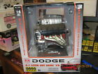Hawk 1:6 Scale Model  Dodge 6.1 Liter SRT DIECAST Hemi V8-FREE SHIPPING