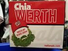 MIMB Jayson Werth 2015 Chia Pet Washington Nationals SGA Chia Werth Free Ship