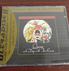 Queen A Day at the Races CD 24k gold disc
