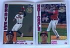 2019 TOPPS SERIES 1 SILVER PACK 1984 CHROME LOT OF 15 ACUNA SOTO ALTUVE +++