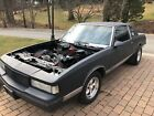 1988 Chevrolet Monte Carlo Luxury Sport how Car 1988 Monte Carlo LS Hot Rod