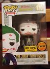 FUNKO Pop Heroes DC Comics Bombshells The Joker With Kisses Hot Topic Chase #166