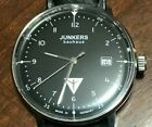 Junkers Bauhaus Watch, Made in Germany Ref 6046 Great condition Crystal