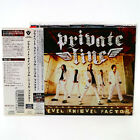 Private Line - Evel Knievel Factor  VICP-63583  JAPAN  CD  OBI   C3166