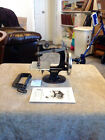 NICE RARE 1922 ANTIQUE VINTAGE SINGER 20 TOY SEWING MACHINE SMALL CHILD MINI SEE