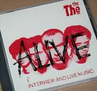 THE THE Alive INTERCHORDS Interview / Live Music CD 1989 Matt Johnson MIND BOMB