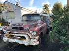 1956 GMC 250 Flatbed 1956 for $100 dollars