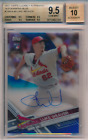 2017 Topps Clearly Authentic Baseball Cards 45