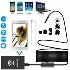 1280p Wifi Endoscope Borescope Inspection Usb Hd Camera 2.0 Cam For Andriod Ios