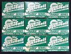 1987 TOPPS TRADED BASEBALL FACTORY SET MADDUX RC LOT OF 9