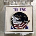 NASA SPACE SHUTTLE MISSION RELATED MINI MERIT SIZE PATCH 8 PIECE LOT B