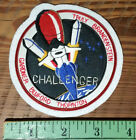 Challenger Space Shuttle STS 8 Mission Patch bullion embroidery