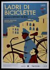 M205 MANIFESTO 2F THE JEWEL THIEF BICYCLES VITTORIO DE SICA NEW VERSION