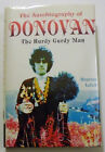 Autobiography of Donovan The Hurdy Gurdy Man Signed Folk Icon