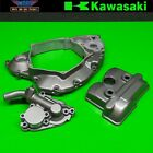 2007 Kawasaki KX250F Engine Inner Clutch Cover Right Side Water Pump Case 6-8