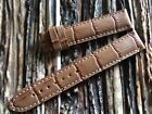 WATCH BAND FOR JAEGER LECOULTRE REVERSO MODEL 17/16MM MADE IN ITALY STRAP CORREA