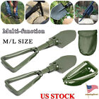 Folding Planting Camping Shovel Outdoor Shovel Emergency Tools Garden Spade M/L