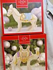 Lenox First Blessing Nativity Set DONKEY  AMETHYST STANDING CAMEL NEW IN BOX