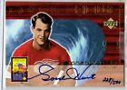 2000 UD Kit Young Hawaii Trade Conference GORDIE HOWE Auto Autograph Card 500
