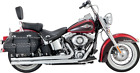 Vance  Hines Big Shots Long Chrome Exhaust System 17823 Harley Softail