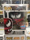 Funko Pop! Venom Carnage #371 NYCC Exclusive Signed by Mark Bagley W COA
