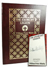 William Peter Blatty THE EXORCIST LEGION Signed Lettered J Leather Bound NEW
